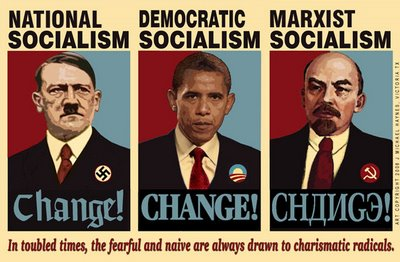 Three men who believed in socialism