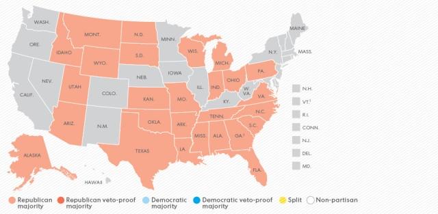 StateLegislaturesBreakdown